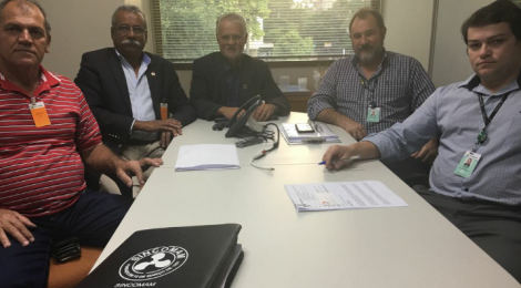 Assinatura ACT 2017/2019 PETROBRAS - TRANSPETRO