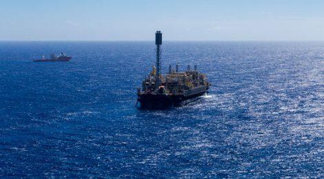 Petrobras inicia produção em Tartaruga Verde, na Bacia de Campos