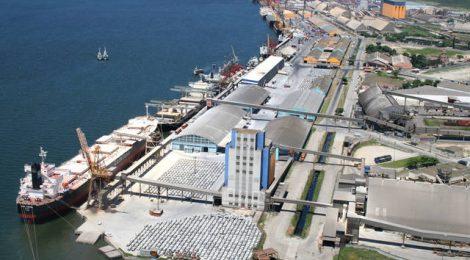 Paranaguá elevou embarques apesar de protestos, com ferrovia e capacidade, diz porto