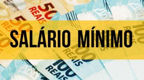 Ministro afirma que boatos sobre redução do salário mínimo de 2019 não procedem
