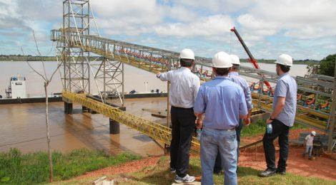 Porto Velho terá novo terminal portuário