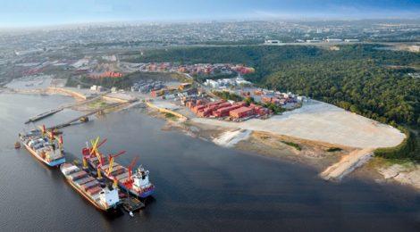 Ampliação de porto vira disputa judicial