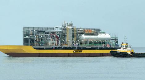 LOCAR ganha autorização para movimentar cargas marítimas