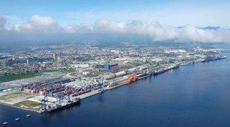 Áreas do porto de Paranaguá serão leiloadas em julho