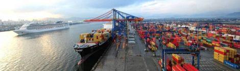 ANTAQ aprova reajuste de 16,76% da tarifa de infraestrutura do porto organizado de Santos