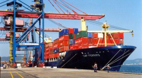 Crise do frete afeta operações no Porto de Santos