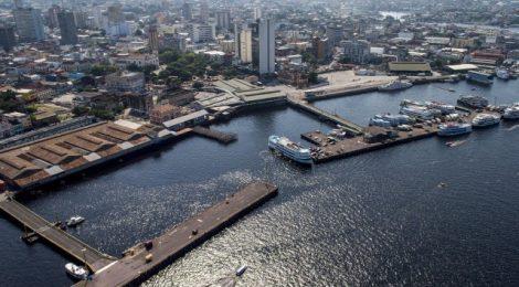 Verbas para rodovias e portos no Amazonas
