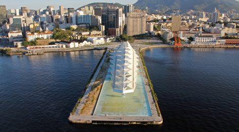 Porto do Rio celebra 108 anos