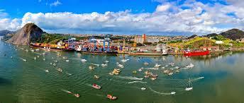 Porto de Vitória tem a maior movimentação de granéis líquidos do ano