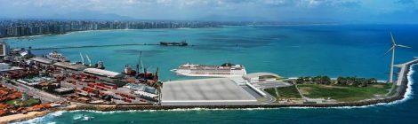 Porto do Mucuripe: dragagem começa neste fim de semana