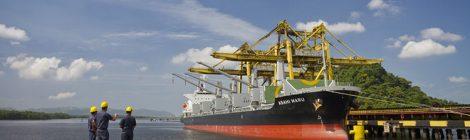 Porto da Usiminas em Cubatão inicia movimentação de cargas da Petrocoque