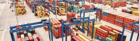 Tecon Santos bate recorde de produtividade