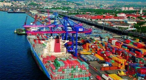 Movimento de cargas no Porto de Santos sobe 4,4% em 2018