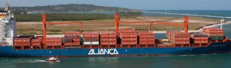 Dois novos navios passam a integrar a frota de cabotagem da Aliança Navegação e Logística