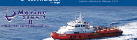 Marine Summit II, um evento do Grupo Portal Marítimo, será destaque na Marintec South America 2018