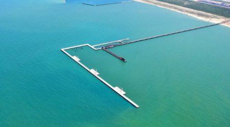 Porto do Açu Operações e Grupo Aeropart assinam contrato para instalação de Heliporto