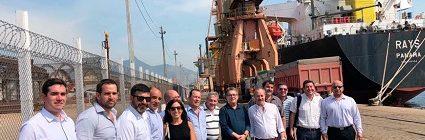 Comitiva Argentina visita o Porto do Rio de Janeiro em missão comercial