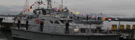 Porto de Santos passa a contar com Grupamento de Patrulha Naval