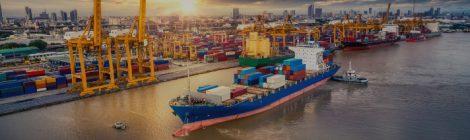 Movimentação dos portos e terminais cresce 1% e atinge 276,8 milhões de toneladas no segundo trimestre