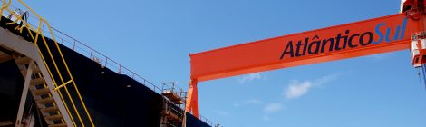 EAS: Tempo de entrega de navios se aproxima do mercado internacional