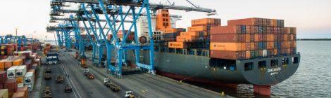Venda de cinco terminais portuários pode movimentar mais de R$ 3 bilhões