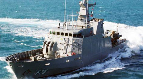 Proposta destina recursos para que Marinha construa e repare embarcações