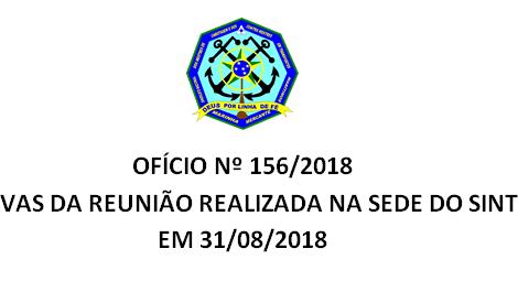 OFÍCIO 156/2018
