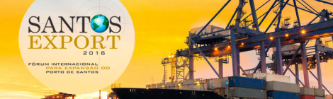 Santos Export debate questões que atrapalham portos no Brasil