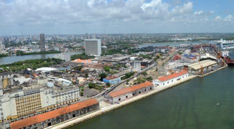 Porto do Recife completa 100 anos como porto organizado