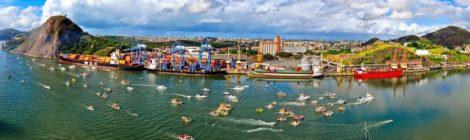 Porto de Vitória faz simulações para atualizar capacidade