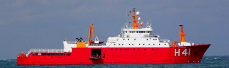Marinha do Brasil inicia nova expedição à Antártica