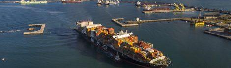 Movimentações portuárias crescem no Brasil durante o segundo trimestre de 2018