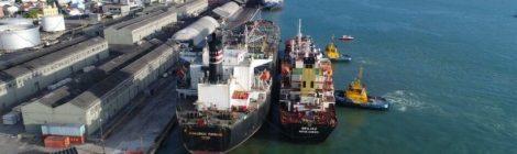 Movimentação do Porto de Cabedelo cresce 45% no mês de setembro