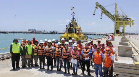 Porto de Suape realiza Simulado Anual do Plano de Emergência Individual