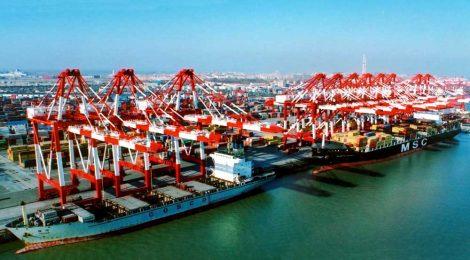 Movimentação dos portos públicos e terminais privados atinge 295 milhões de toneladas no terceiro trimestre