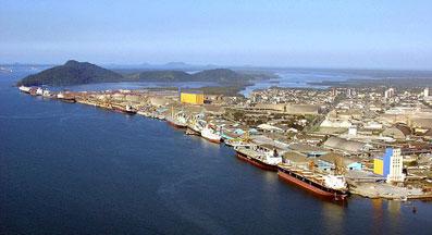 Portos do Paraná têm recorde de investimentos e obras