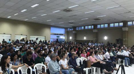 Audiência pública sobre ampliação do Porto reúne 600 pessoas