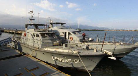 Grupamento de Patrulha Naval Sul-Sudeste receberá reforço