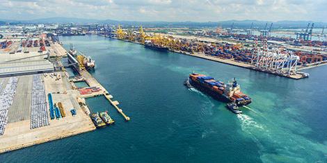 Porto de Santos amplia receita tarifária em 28,8%