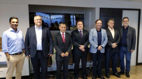Porto Central e o Porto de Pecém assinaram Protocolo de Intenções para cooperação mútua