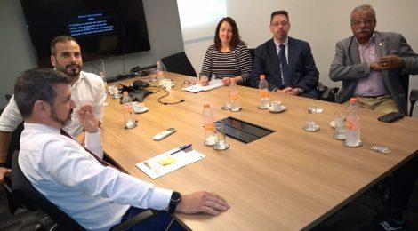 SINDMESTRES em Reunião com a Empresa BK Consultoria
