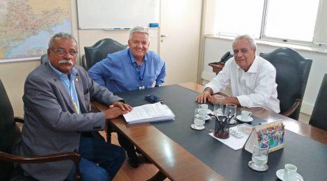 Reunião entre SINDMESTRES e a DERSA – Desenvolvimento Rodoviário S/A
