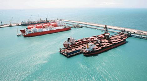 Parceria com o Porto de Roterdã deve dinamizar ações no Pecém