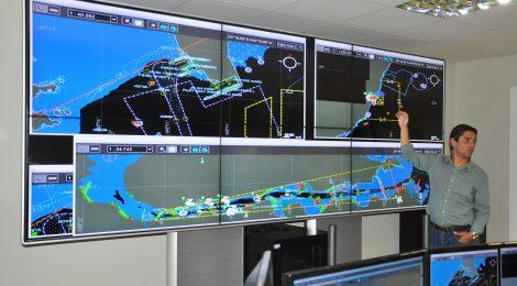 VTMIS garante segurança da navegação