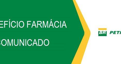 Comunicado Benefício Farmácia