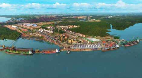 Investimentos previstos no Porto do Itaqui focam na ampliação das instalações