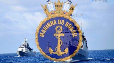 Marinha do Brasil negocia compra de corvetas até o fim do mês