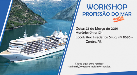 Workshop Profissão do Mar