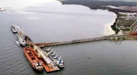 Governo quer leiloar seis terminais portuários no Pará