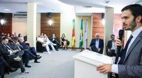 ANTAQ prestigia lançamento da Frente Parlamentar de Portos, Hidrovias e Polo Naval do RS